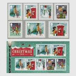 イギリス 2014年クリスマス