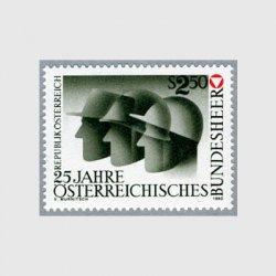 オーストリア 1980年連邦軍25年