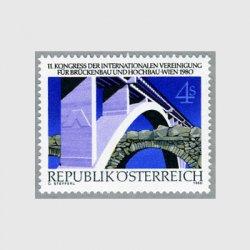 オーストリア 1980年国際高架建築組合会議