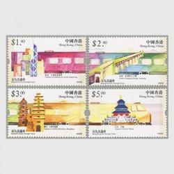 香港 2002年京九鉄道直通4種