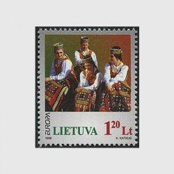 リトアニア 1998年ヨーロッパ切手