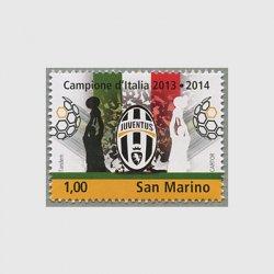 サンマリノ 2014年ユヴェントスFC セリエA優勝