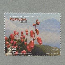ポルトガル・アゾレス 1999年ヨーロッパ切手
