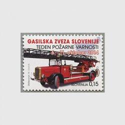 スロベニア 2014年火災予防