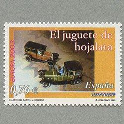 スペイン 2003年ヨーロッパ切手