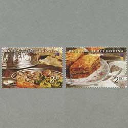 ボスニア・ヘルツェゴビナ(ムスリム人政府) 2005年ヨーロッパ切手