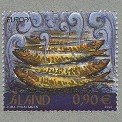 オーランド諸島 2005年ヨーロッパ切手