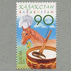 カザフスタン 2005年ヨーロッパ切手