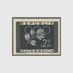 オーストリア 1952年オリンピック参加費用基金