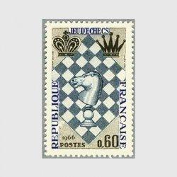 フランス 1966年チェス世界大会