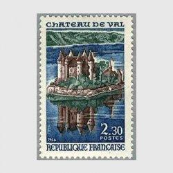 フランス 1966年バル城
