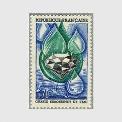 フランス 1969年ヨーロッパ水資源保護憲章