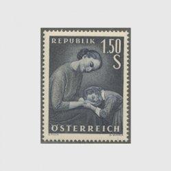 オーストリア 1958年母の日