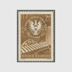 オーストリア 1959年タバコ専売制施行175年