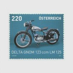 オーストリア 2015年Delta Gnom 123ccm LM125