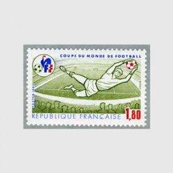 フランス 1982年サッカーワールドカップ