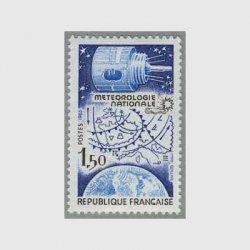 フランス 1983年国立中央気象局