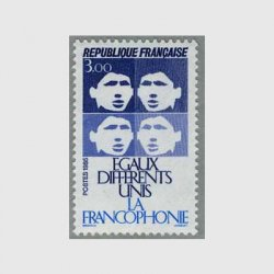 フランス 1985年フランス語圏
