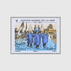 フランス 2015年サントマリー・ド・ラ・メール700年