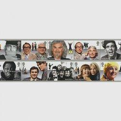 イギリス 2015年コメディ俳優10種