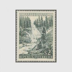 オーストリア 1970年ヨーロッパ自然保護年