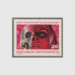 オーストリア 1973年薬物乱用との闘い