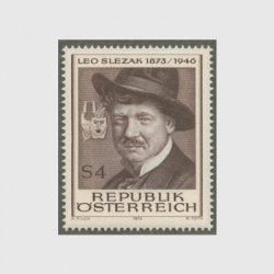 オーストリア 1973年スレツァーク生誕100年