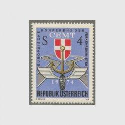 オーストリア 1974年ヨーロッパ運輸相会議