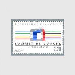 フランス 1989年アルシュサミット