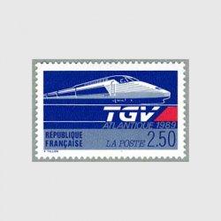 フランス 1989年TGV大西洋線