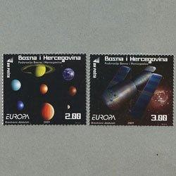 ボスニア・ヘルツェゴビナ(ムスリム人政府) 2009年ヨーロッパ切手