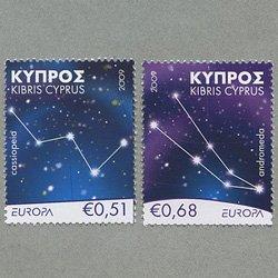 キプロス 2009年ヨーロッパ切手