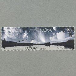 フィンランド 2009年ヨーロッパ切手ペア