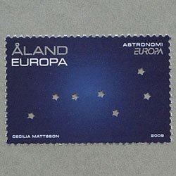 オーランド諸島 2009年ヨーロッパ切手