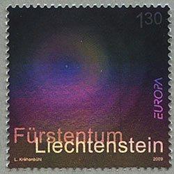 リヒテンシュタイン 2009年ヨーロッパ切手
