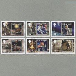 マン島 2009年ヨーロッパ切手6種