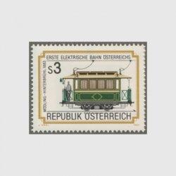 オーストリア 1983年電車100年