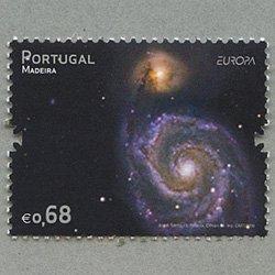 ポルトガル・マデイラ 2009年ヨーロッパ切手