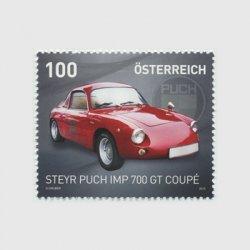 オーストリア 2015年シュタイヤー プフ IMP 700 GT Coupe