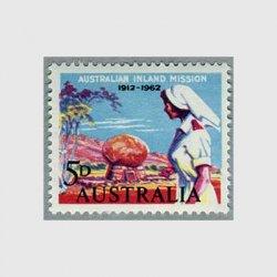 オーストラリア 1962年オーストラリア使節団結成50年