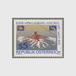 オーストリア 1991年世界ジュニア・カヌー・ボート選手権大会