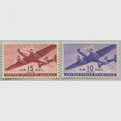 アメリカ 1939年航空 大西洋横断飛行2種