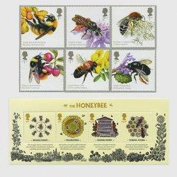 イギリス 2015年ミツバチ