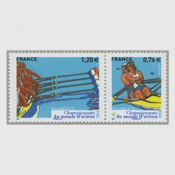 フランス 2015年世界ボート選手権