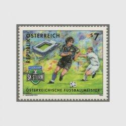 オーストリア 1999年サッカー選手権優勝