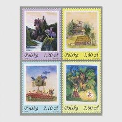 ポーランド 2003年ポーランドの童話4種