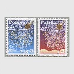 ポーランド 2008年クリスマス2種