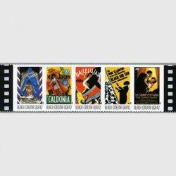 アメリカ 2008年ブラックシネマ5種連刷