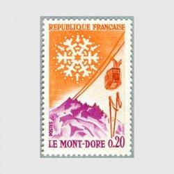 フランス 1961年ロープウェイ