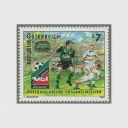 オーストリア 2000年サッカー選手権優勝